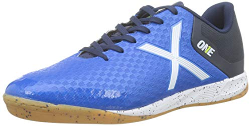 Munich One Indoor, Scarpe da Fitness Unisex-Adulto, Blu (Azul 19), 44 EU
