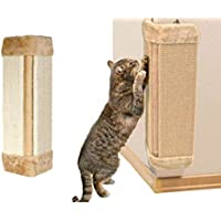fineway @ Pet gatito Esquina Pared de sisal Rascador Gatos colgante Cat Scratching Post Junta
