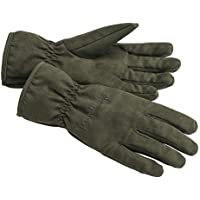 Pinewood 1501 Extrem Suede Padded Handschuh Moosgrün(135)