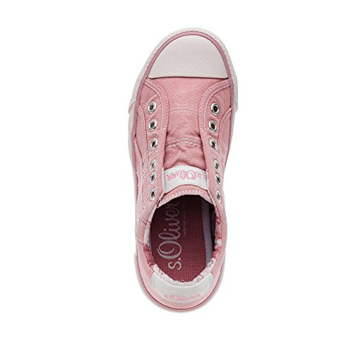 s.Oliver Jungen 43211 Low-Top Dusty Pink