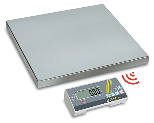 Balanza plataforma radio máxima flexibilidad [Kern