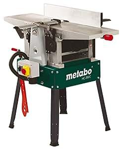 Metabo 114026000 Raboteuse HC 260, Vert
