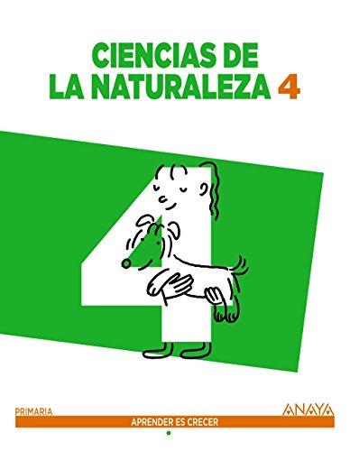 Ciencias de la Naturaleza 4. (Aprender es crecer) - 9788467877939 por Ricardo Gómez Gil