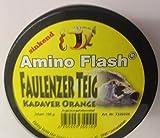 FTM Amino Flash Faulenzer Teig KADAVER - ORANGE New 2018 100g Dose