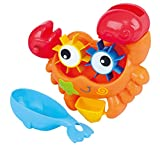 PlayGo Wasserpark Krebs für Badewanne mit Wasserrad