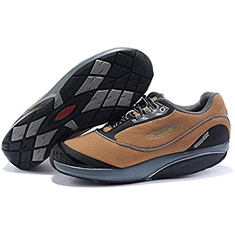 Donna fora GTX Brown Breathable Walking Shoes Trail Casual Running