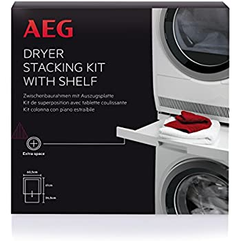 Electrolux Aeg Skp11 Tumble Dryer Stack Kit With Pull Out