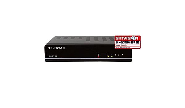 Telestar Digibit R1 Digitaler Sat To Ip Transmitter Elektronik
