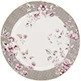 Katie Alice Ditsy Floral gris Side Plate