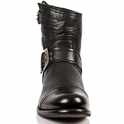 New Rock M.GY05-S1 BLACK, BLACK