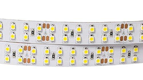 LED Streifen RT2-5000 24V 96W tageslichtweiß (smd3528, 1200LED) RL#013474 96W IP20 (EEK: A+) Dimmbar weiß (tageslichtweiß) für Aluminium LED Profil / Profile
