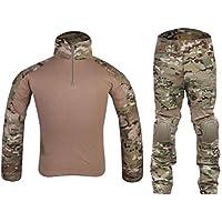 Homme Tenues de Combat Chasse Unifome Militaire Gen2 Tactique Uniforme  Multicam MC 3b78a243c73