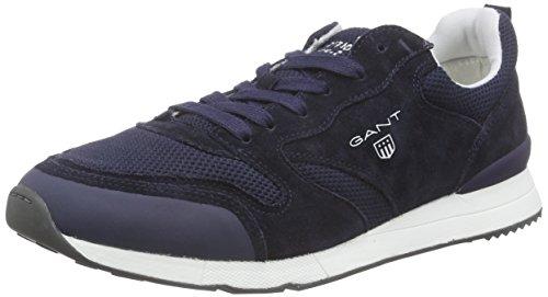Gant Russell, Baskets Basses homme Bleu - Blau (navy blue G65)