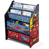 Meuble de rangement avec box jeux et jouets - Meuble de rangement livre ...