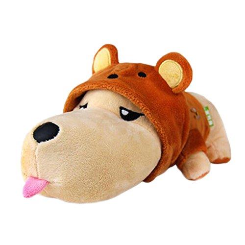 Bambusholzkohle-Paket-Puppe-Auto-Desodorierungs-Deodorant-nettes Auto-Hauptbüro-angefülltes Spielzeug-Hund-A14