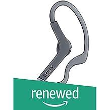 (Renewed) Sony MDR-AS210 Open-Ear Active Sports Headphones (Black)