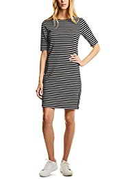 Street One Striped Sweat Dress, Vestito Donna