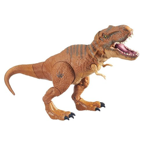 ssic World Stampf-Action T-Rex (Dinosaurier Aus Jurassic World)