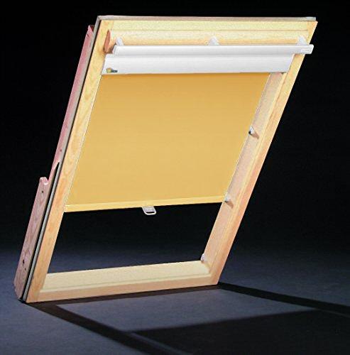 Dachfenster Thermo Rollos für Velux Fenster - Deutsches Markenprodukt - Sonnenschutz VL VK 085/087