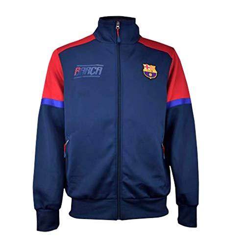 8c15896e2f709 Sudadera Plus nº 1 FC. Barcelona - Producto con Licencia - Adulto Talla L -