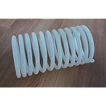 Spiral-Ersatzschlauch für Braun Munddusche (weiss)