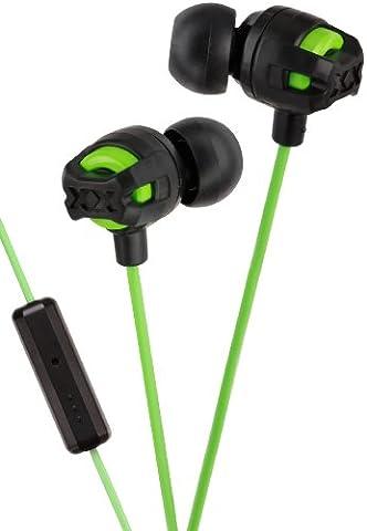 JVC Xtreme Xplosives Écouteurs intra auriculaire avec micro