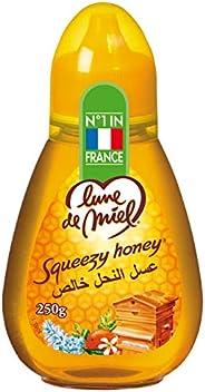 Lune De Miel Flowers Squeezy Honey, 250g