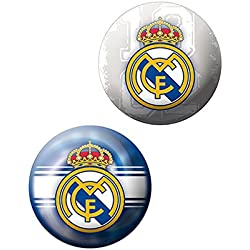 REAL MADRID Pelota blanda antiestres