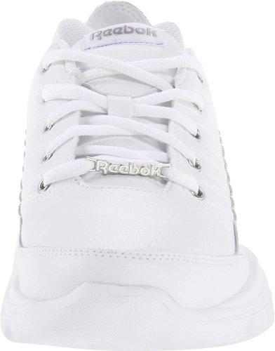 Reebok Lumina Fashion Sneaker White/White/White/Royal