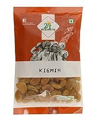 24 Mantra Organic Products Kishmish, 100g, 2 pcs