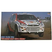 Hasegawa 1/24 Ford Focus WRC 1999 Safarirari - Ganador # CR27