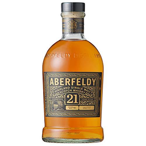 Aberfeldy 21 ans d'âge Highland Single Malt Scotch Whisky...