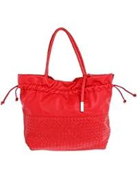 Comma Femmes Cabas Tote bag rouge 83-302-94-5733-RE