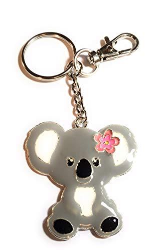 FizzyButton Gifts Esmalte Encanto Bolso Koala Llavero