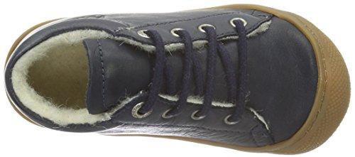 Naturino 3972, Chaussures Marche Mixte Bébé Bleu - Blau (Blau_9101)