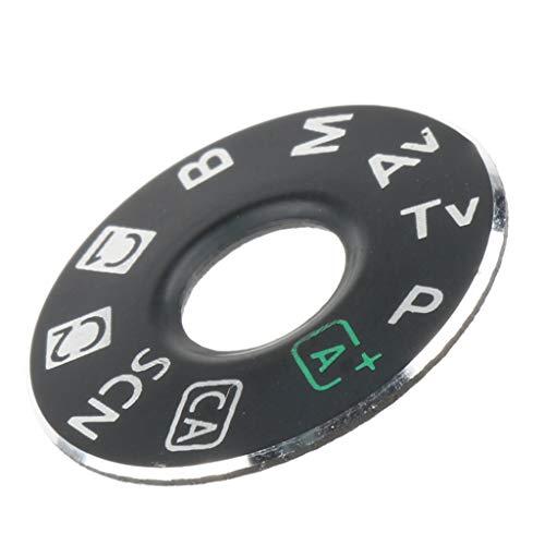 perfk Dial Mode Plate Interface Cap Ersatzteil für Canon EOS 6D Kamera