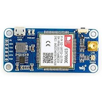 SIM7000E 2G 3G 4G GSM GPRS Module GPS USB UART Serial for Arduino
