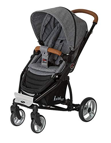 Hartan Buggy i-Mini RS Grey Melange