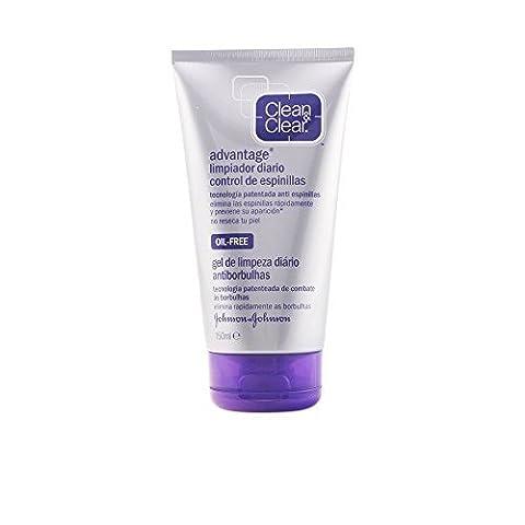 Clean & Clear Advantage Gel Nettoyant Avancé 150 ml