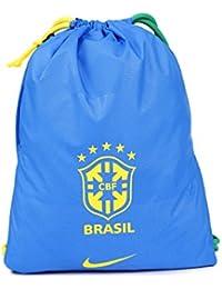 206ea22ccfa6 Nike Unisex Blue Textured   Printed Backpack