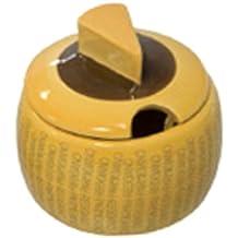 Formaggiera mini in ceramica Parmigiano Reggiano del Caseificio di Marola