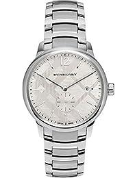 Para hombre Burberry el clásico reloj bu10004
