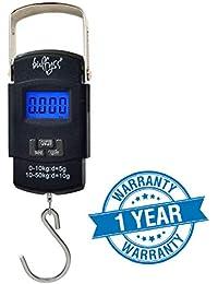 Bulfyss Electronic 50Kgs Digital Luggage Scale