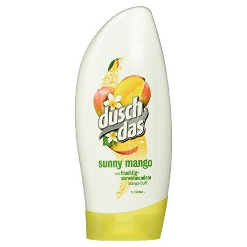 Duschdas Sunny Mango Duschgel, 250ml