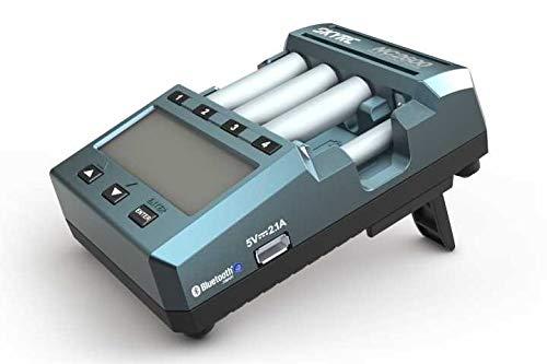 Ladegerät & Analyzer NC2600 für 4xAA/AAA - Triple Nickel