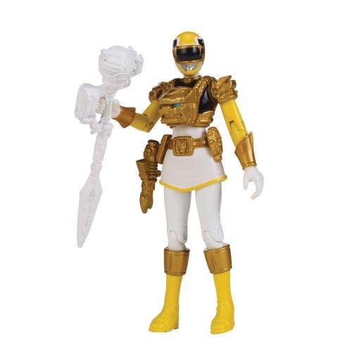 Power Rangers Megaforce Super Action Figure (Jaune)
