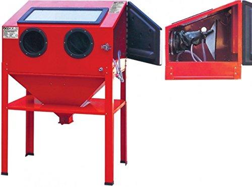 BGS 8841 Druckluft-Sandstrahlkabine | groß