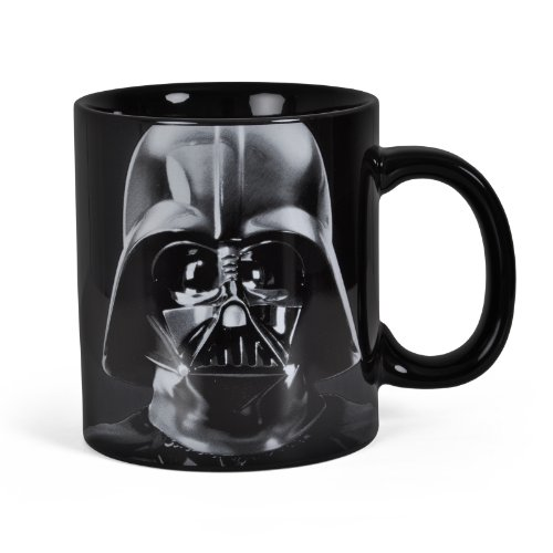 Half Moon Bay Becher, Design 'Star Wars - Darth Vader' (Star Wars Darth Vader Becher)