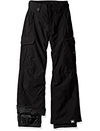 Quiksilver Big Boy's Porter Youth Snow Pant