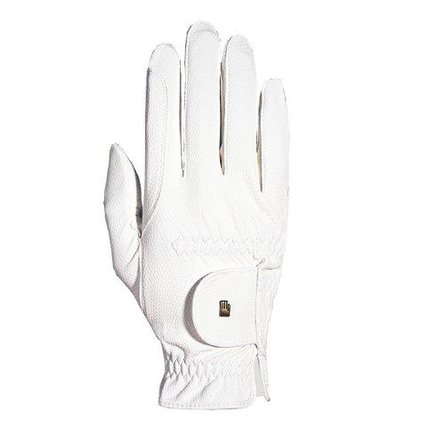Roeckl ROECK-Grip Winter Handschuh (7, weiß)